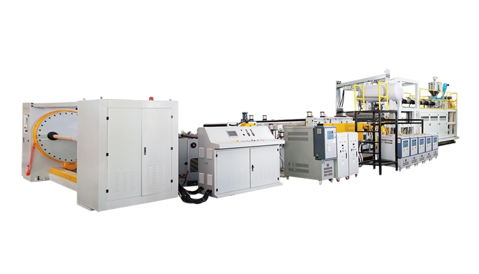 PE Breathable Film Production Line_Quanzhou Nuoda ...